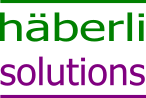 Website supported by haeberli-solutions.ch